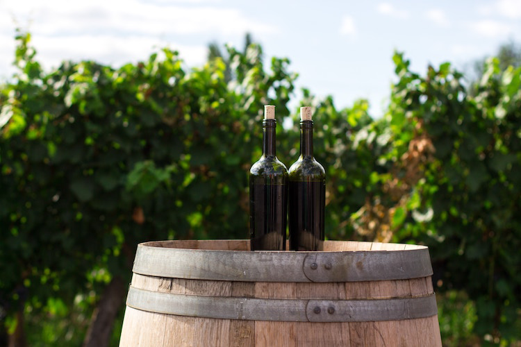 Wineries in the Pacific Northwest