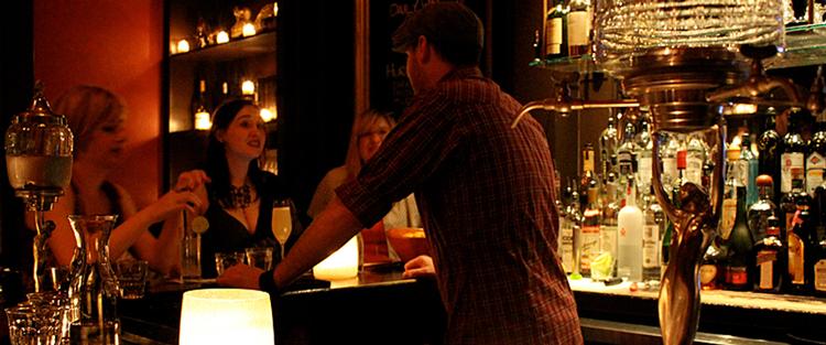 Secret Society Lounge Portland, OR