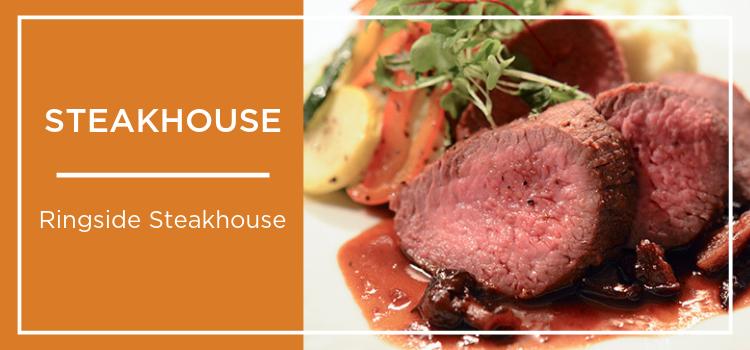 Ringside Steakhouse Portland, OR