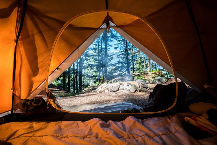 Camping Near Hood River, OR