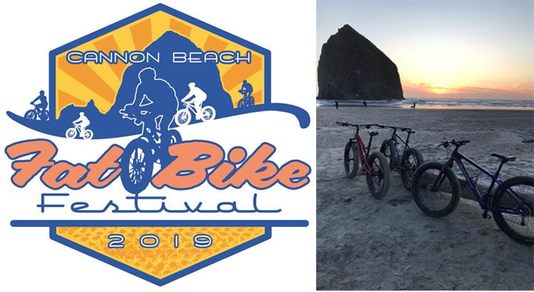 Cannon Beach Fat Bike Festival