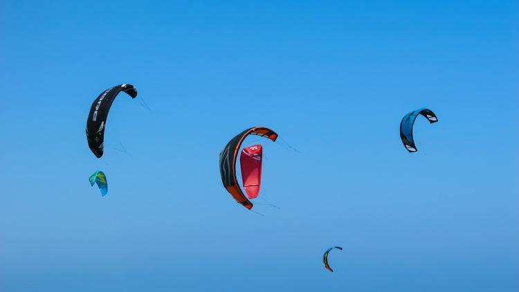 Kiteboarding Hood River, OR
