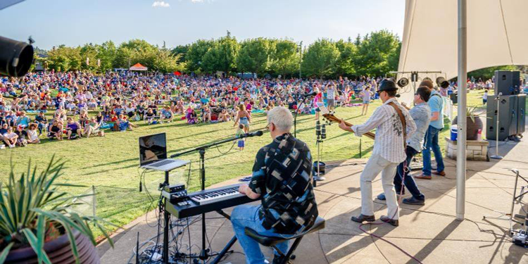 Summer Concerts Lake Oswego, OR