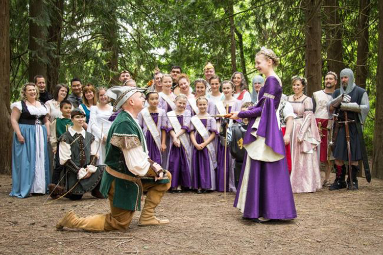 Sherwood Robin Hood Festival