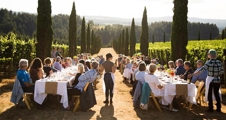 Farm Dinners Happening in the Portland Area This Year
