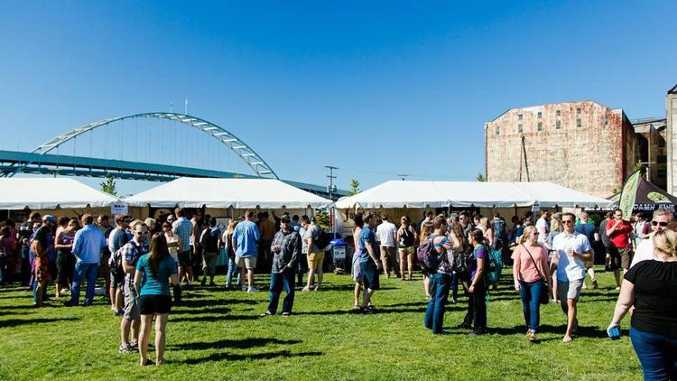 Cider Summit Portland, OR