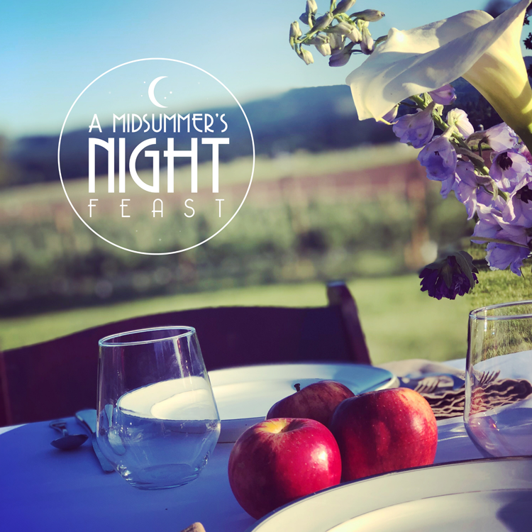 A Midsummer Night's Feast at Oregon Heritage Farms