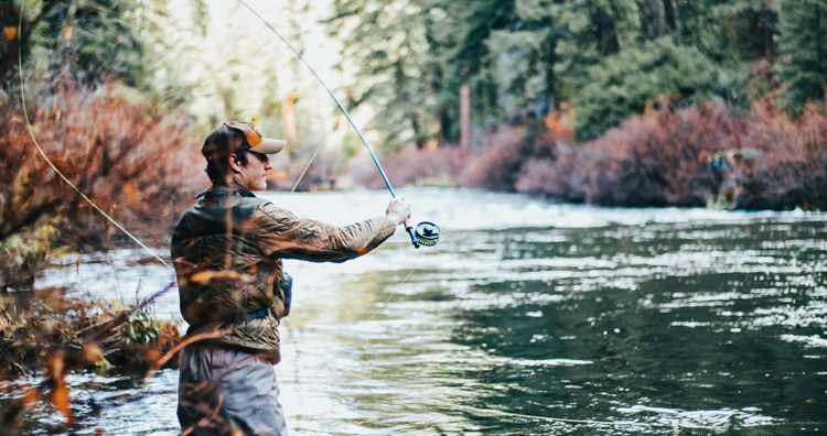 Your Guide to Fishing in the Portland Area