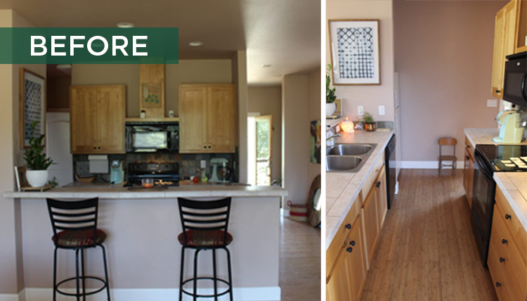 Bend, Oregon Home Transformation | Girl & Grey