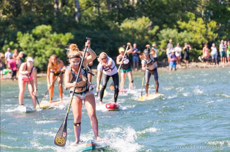 SIC Gorge Paddle Challenge