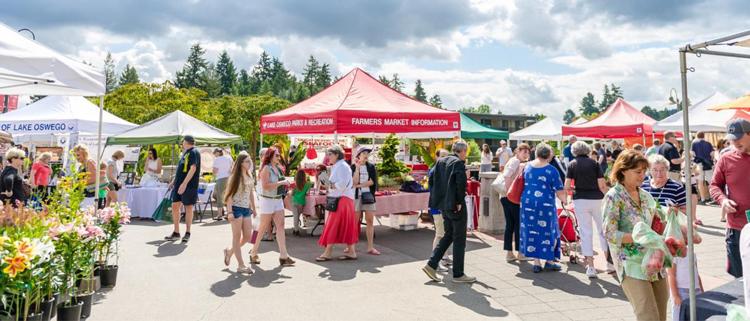 Events in Lake Oswego, Oregon