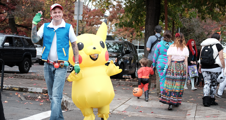 Trick-or-Treating Events for Kids in Portland, Oregon