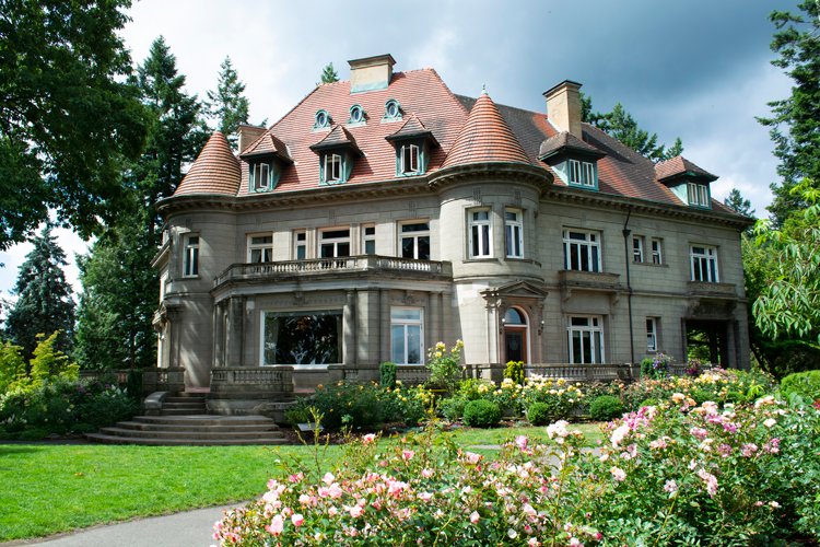 Pittock Mansion Portland, OR