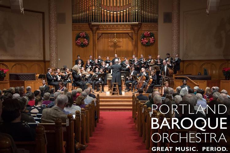 Handel's Messiah With the Portland Baroque Orchestra