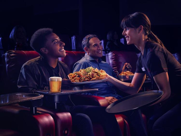 AMC Theaters Dine-In Progress Ridge