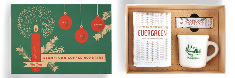 Stumptown Holiday Gift Box