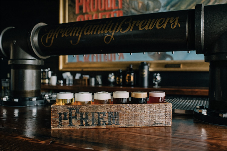 pFriem Family Brewers | Hood River Breweries