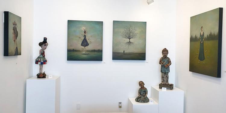 Art Galleries in Cannon Beach