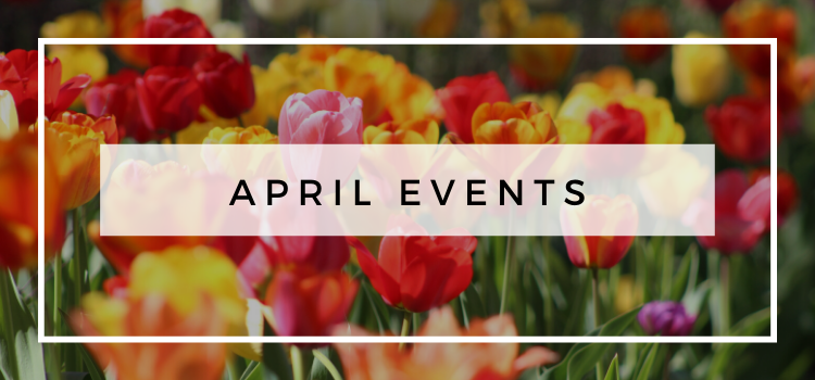 April Events in Portland, OR