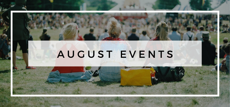 Augusts Events in Portland, OR