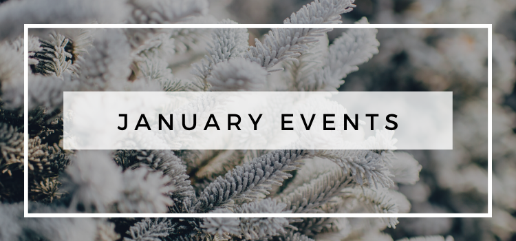 January Events in Portland, OR