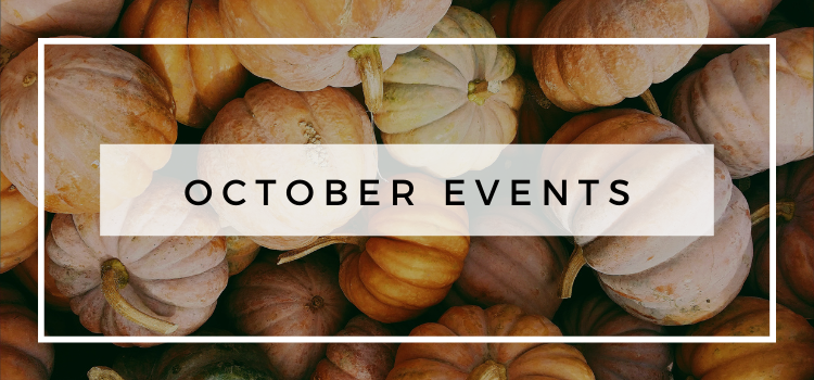 October Events in Portland, OR