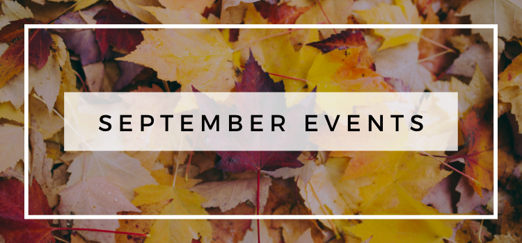 September Events in Portland, OR