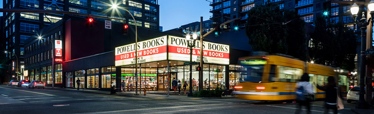 Powell's City of Books Portland, OR