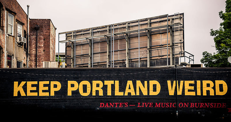 Keep Portland Weird | 16 Weird + Interesting Facts About Portland