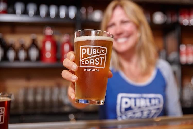 Public Coast Brewing Company