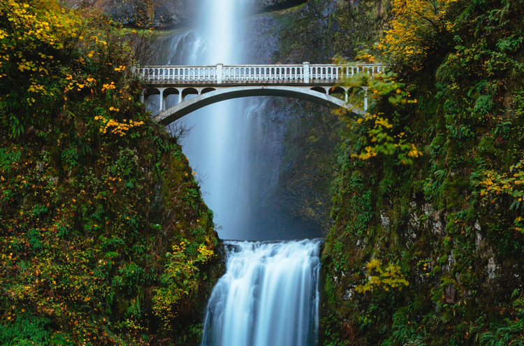 Gorge Waterfalls Tour Portland, OR