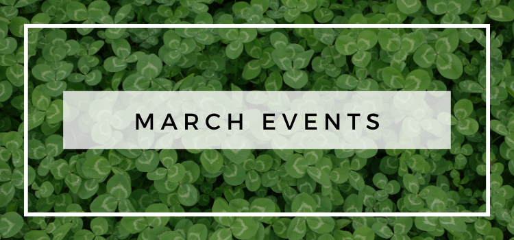 March Events in Vancouver, WA