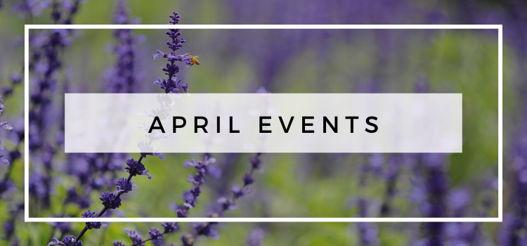 April Events in Vancouver, WA