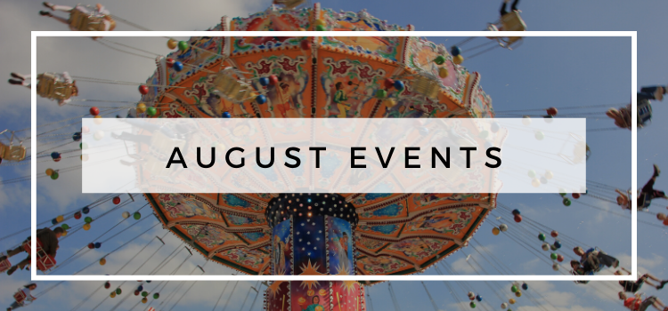 August Events in Vancouver, WA