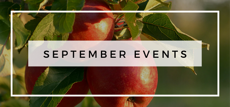 September Events in Vancouver, WA