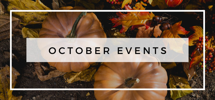 October Events in Vancouver, WA