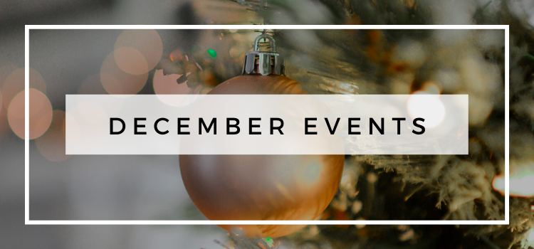 December Events in Vancouver, WA