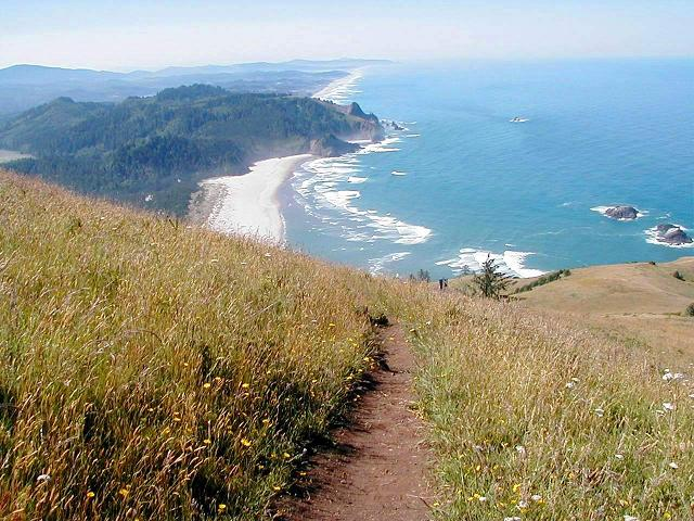 Cascade Head Hike, Oregon