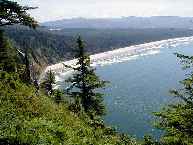Cape Lookout Hike, Oregon