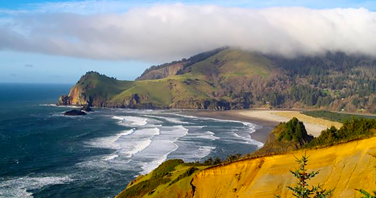 The 9 Best Hikes Along the Northern Oregon Coast, Mapped