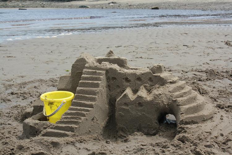 Cannon Beach Virtual Sandcastle Contest