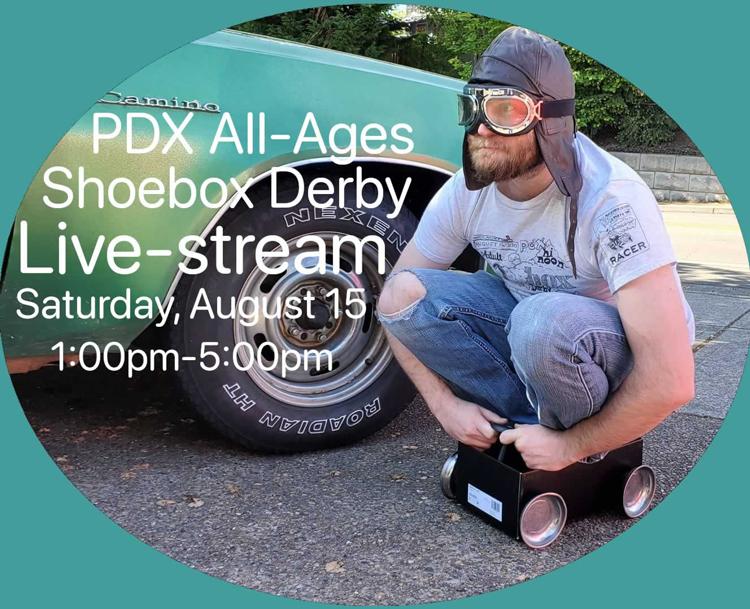 Portland Adult Shoebox Derby