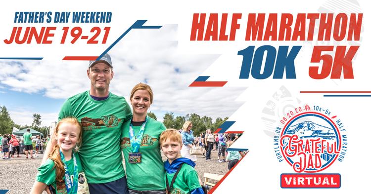 Grateful Dad Virtual Run