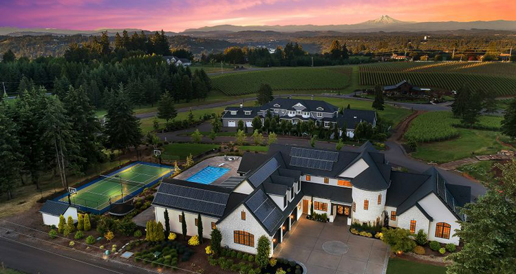 10 Jaw-Dropping Multi-Million Dollar Properties for Sale in Portland + the Surrounding Area