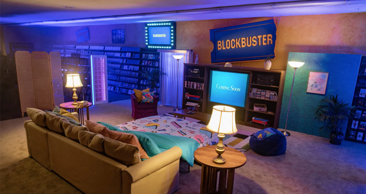 Bend Locals Can Stay the Night at the Last Blockbuster Through Airbnb