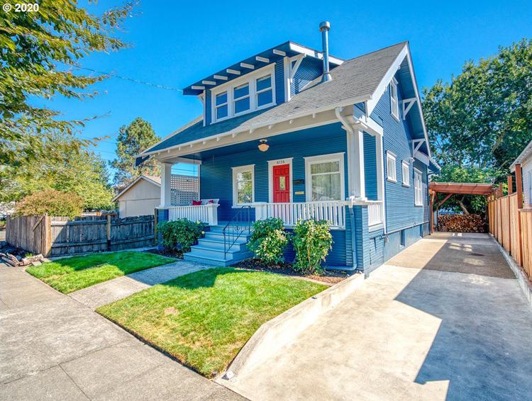 6126 South Hood Avenue, Portland