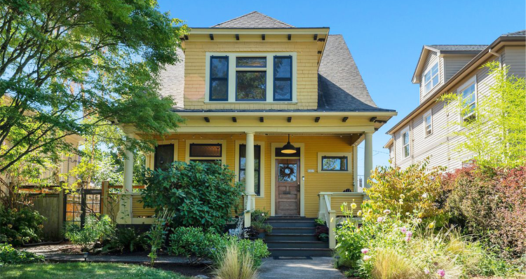 9 Charming Historic Homes for Sale in the Portland Area