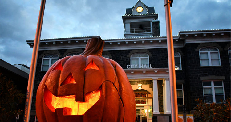 Ways to Celebrate Halloween in Portland + Surrounding Areas This Year