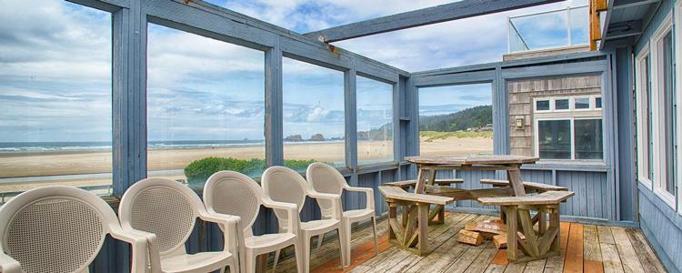 The Argonauta Inn Beach House Cannon Beach, OR