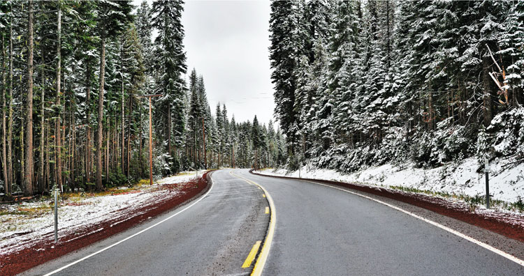 10 Dreamy Winter Drives in Oregon to Explore This Season